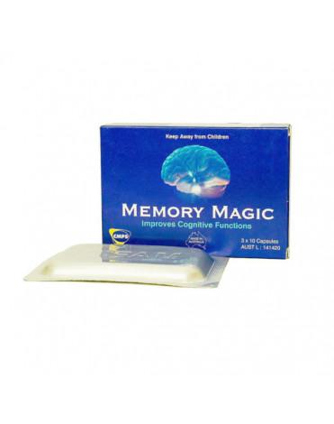 Viên uống MEMORY MAGIC - Bổ não